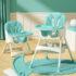 Многофункциональный стульчик для кормления (Menthol-green)