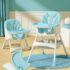 Многофункциональный стульчик для кормления (Indigo)