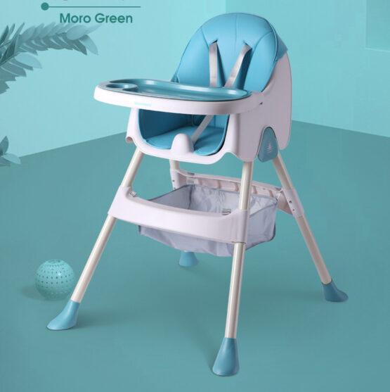 Многофункциональный стульчик для кормления (Moro Green)