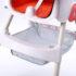 Многофункциональный стульчик для кормления (Coral Red)